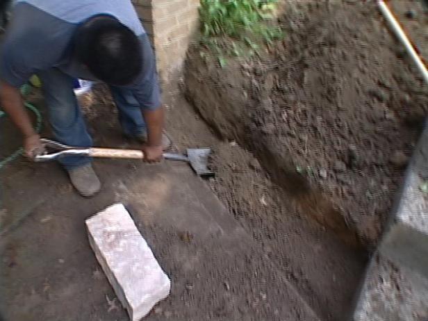 Fotografía - ¿Cómo construir un muro de contención a corto
