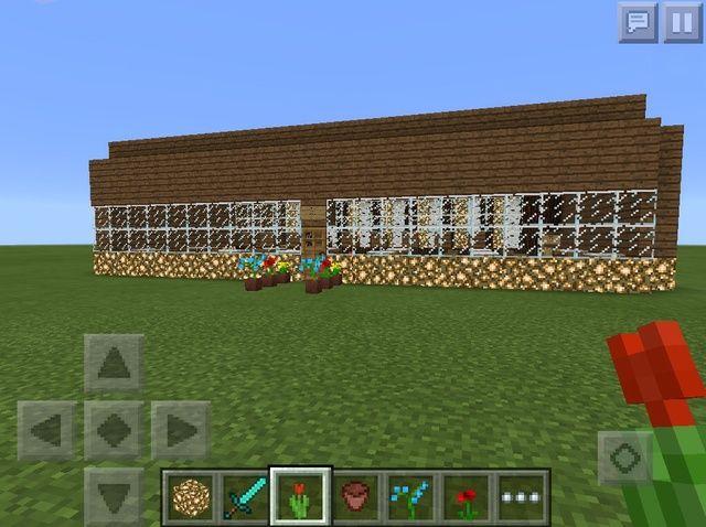Cómo construir un simple Minecraft Fish and Chip Shop