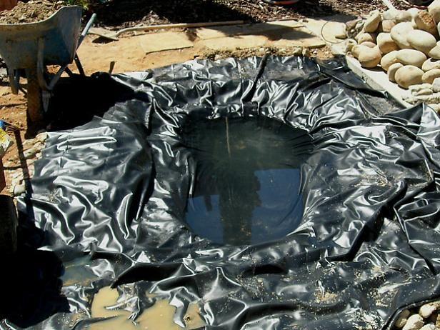 Fotografía - ¿Cómo construir una fuente de agua