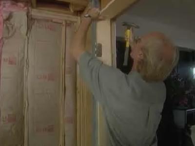 Gimme Shelter: Instalación de una jamba de la puerta