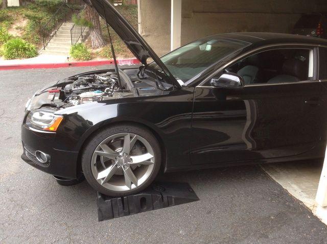 Fotografía - Cómo cambiar de aceite y del filtro en el Audi A5 - Todos B8 2.0T