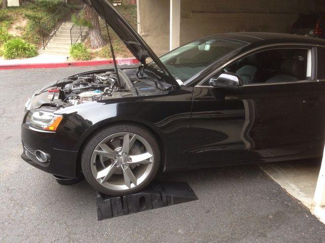 Fotografía - Cómo cambiar las bujías en el Audi A5 - Todos B8 2.0T