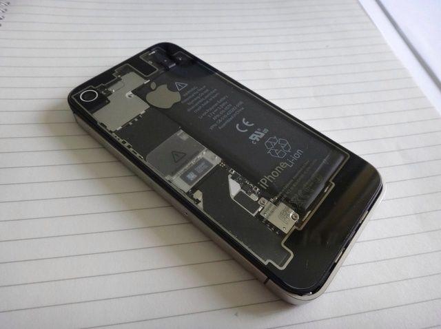 Cómo cambiar la placa posterior de tu iPhone