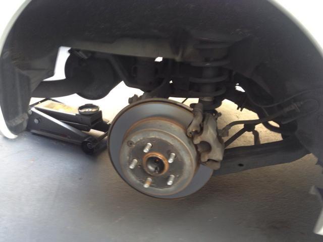 Retire la rueda