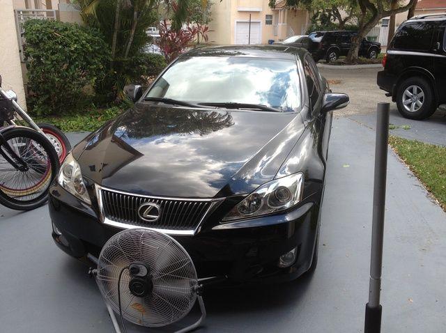 Fotografía - Cómo cambiar el aceite en un Lexus IS250 2009