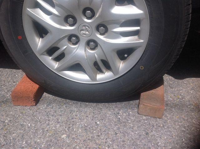 Cómo cambiar su coche's Tire(s)