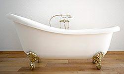 Hacer que la belleza de su bañera de la vendimia pasada.