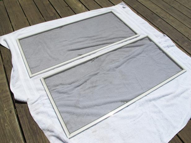 Fotografía - Cómo limpiar las pantallas de puertas y ventanas