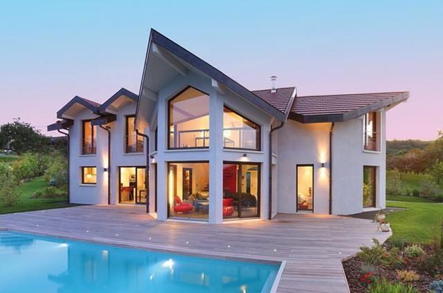 Voila une maison construit a la principal et merci de m'avoir écouter ��������������������������