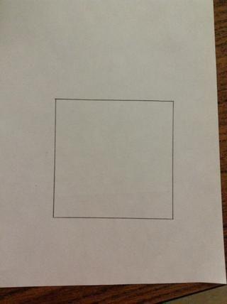Étape 3.Construit horizontal ligne une verter carré ONU obtenir.