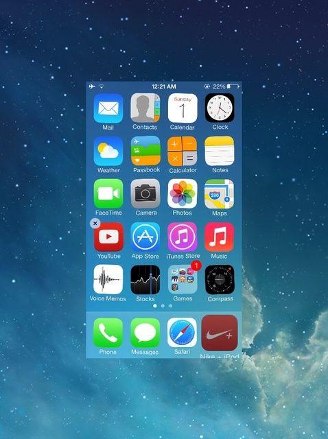 Cómo ocultar completamente cualquier aplicación en iOS 7