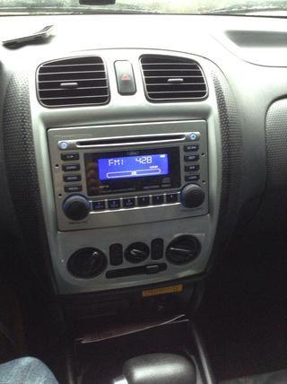 Ahora está listo para disfrutar de todo lo que la música a través de la radio del coche.