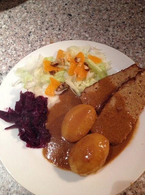Cómo cocinar un pastel de carne estilo danés en una receta de cocina lenta