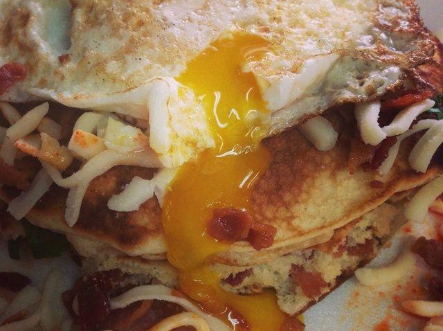 Cómo cocinar una receta sabrosa Pancake