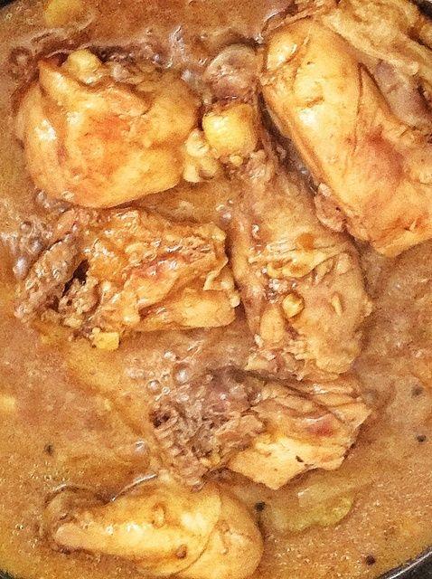 Cómo cocinar Adobong Manok (pollo) Receta
