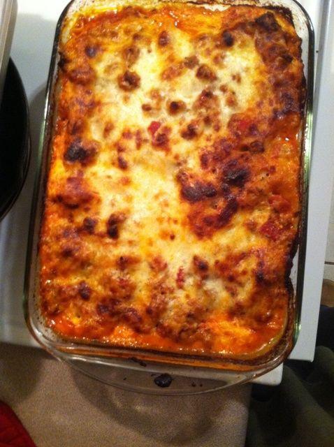 Cómo cocinar una receta fácil Lasagna
