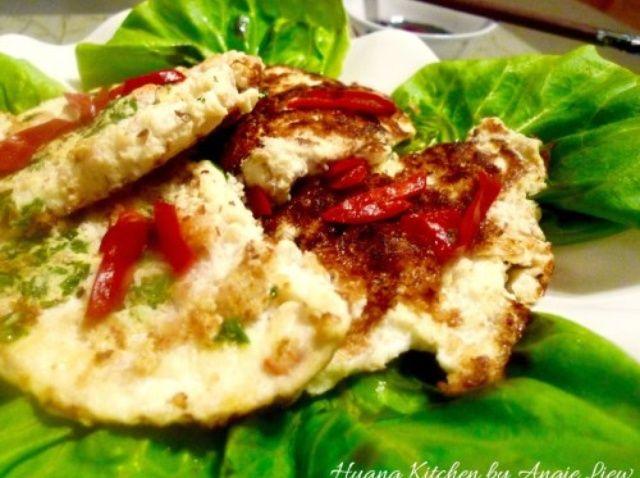 Cómo cocinar asiático Clara de Huevo Tortilla Recipe