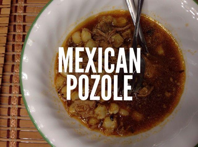 Cómo cocinar auténtica receta mexicana Pozole