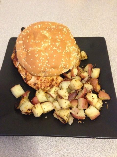 Cómo cocinar barbacoa pollo a la parrilla y cebolla Receta