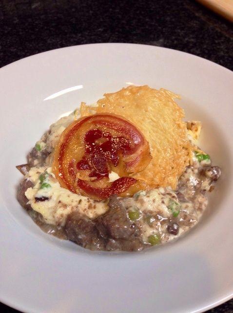 Cómo cocinar la carne de vaca Borgoña Pastor's Pie (Wheat-Free) Recipe