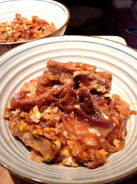 Cómo cocinar Carne Receta Katsudon