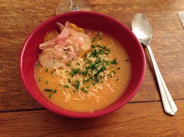 Cómo cocinar sopa de zanahoria canela Receta
