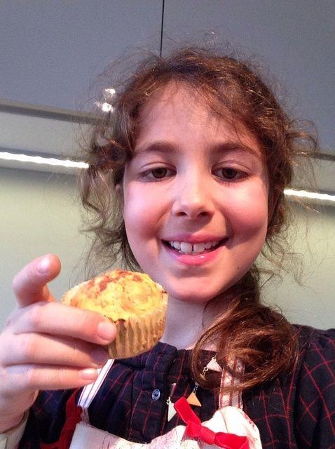 Cómo cocinar la zanahoria Muffins Receta