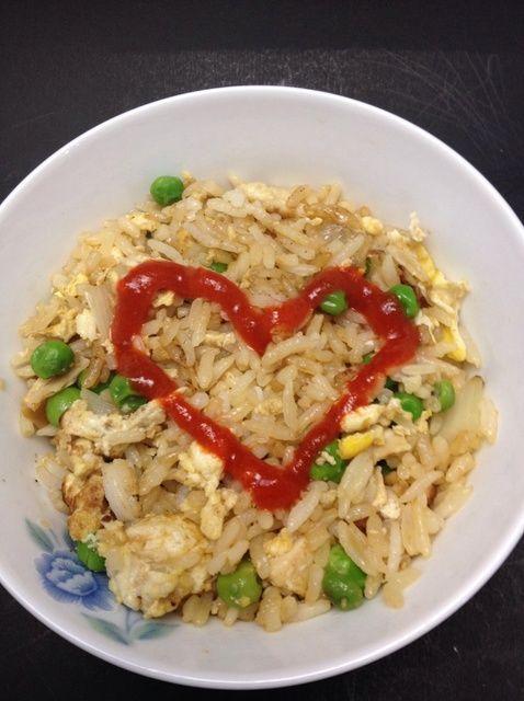 Cómo cocinar la receta de pollo frito arroz