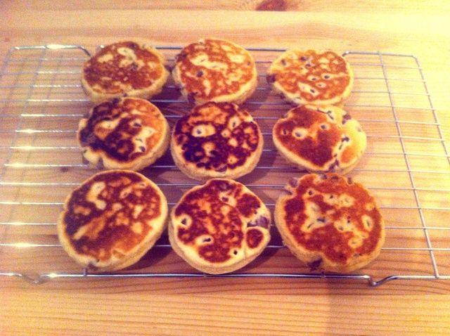 Cómo cocinar Choc Chip de Welsh Pasteles Receta