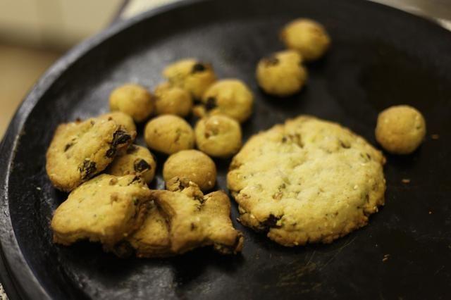 Disfrute de estas pequeñas galletas de nuez crujiente en cualquier momento y en cualquier lugar .. Gran arranque el colesterol cada mañana con el café.