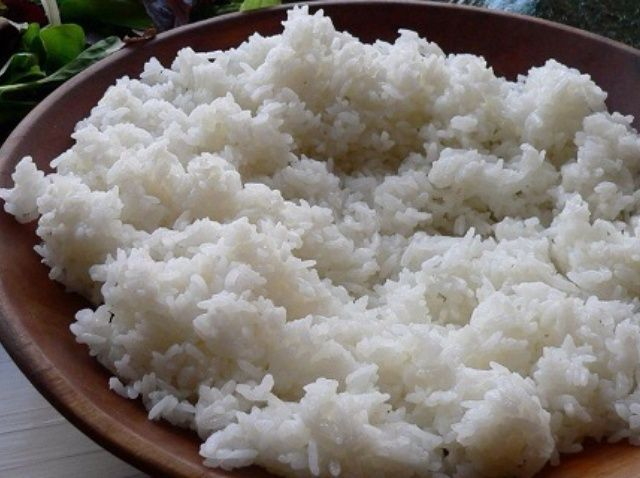 Cómo cocinar la receta Fluffy Rice