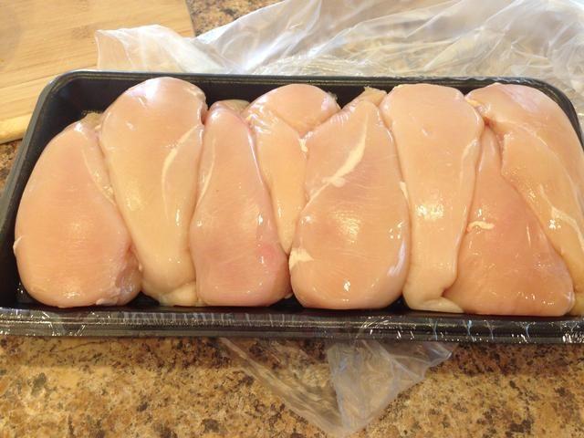 Tiempo para el pollo fresco!