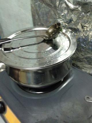 Cocer durante unos 5 minutos