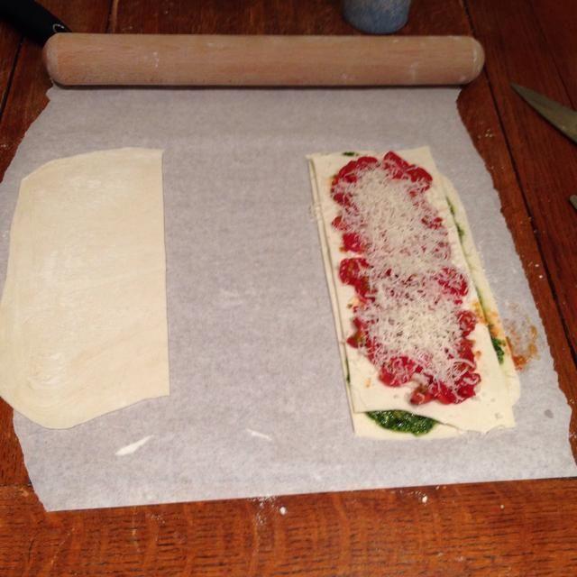Y añadir un poco de queso parmesano recién afeitado