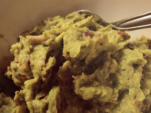 Asegúrese de revisar mi receta de guacamole aquí: http://snp.gd/ta753i