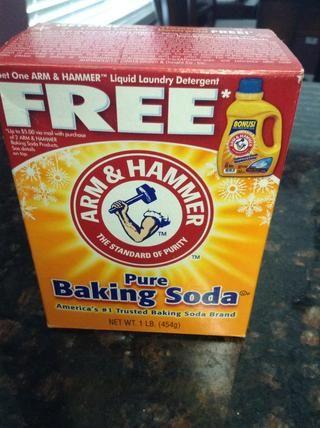 Añadir 1 cucharadita de bicarbonato de sodio