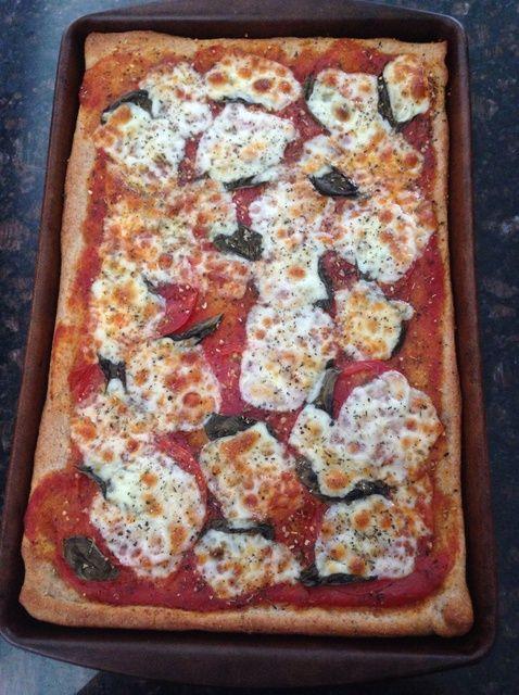 Cómo cocinar pizza margarita Receta