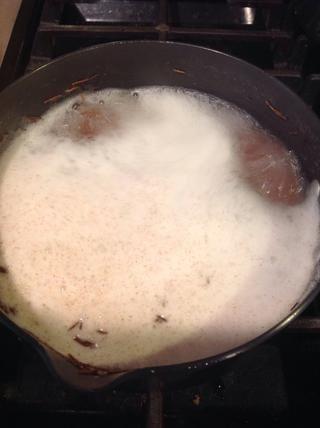 Cocine los fideos secos tostados en el agua hirviendo para apenas alrededor de 2-3 minutos. Es importante que usted no't overcook.