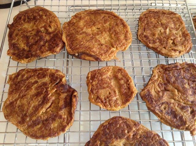 Cómo cocinar Paleo calabaza Receta Pancakes