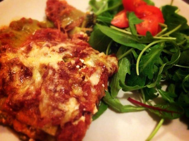 Cómo cocinar Pesto (Veggie) Lasagna por #Meatless Lunes Receta