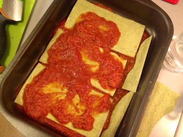 Añadir más base de tomate.