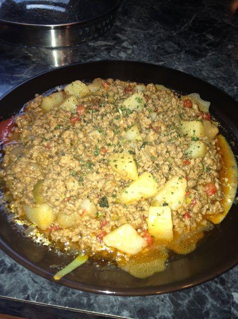 Cómo cocinar Picadillo Receta