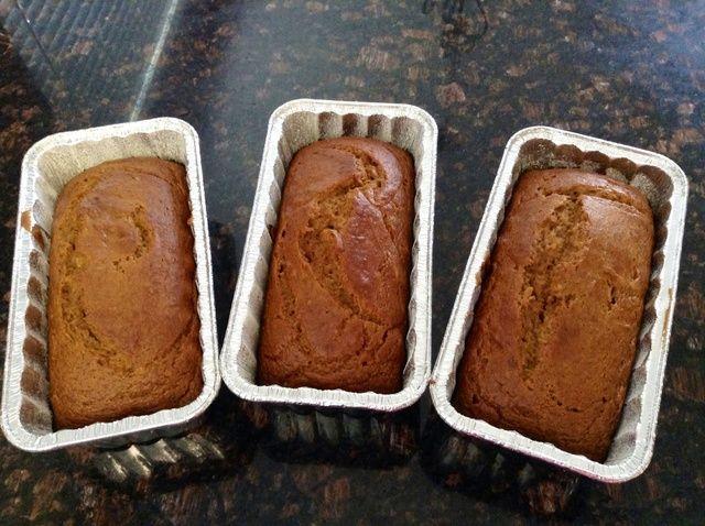 Cómo cocinar calabaza Receta del pan