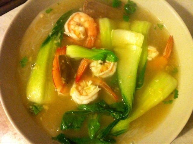 Cómo cocinar delicioso Rápida Tom Yam sopa Receta