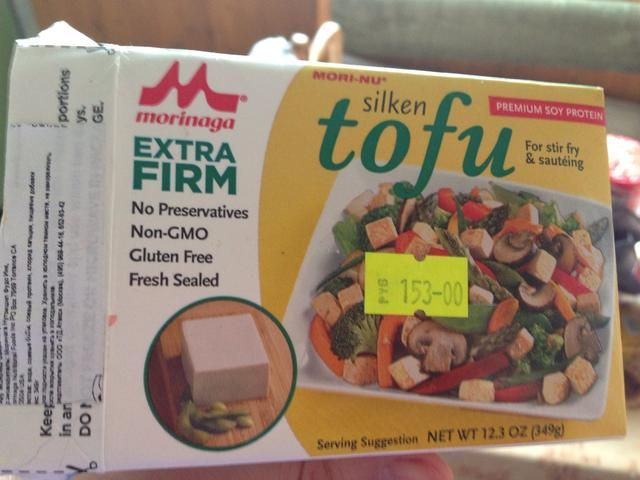 Añadir OGM no tofu