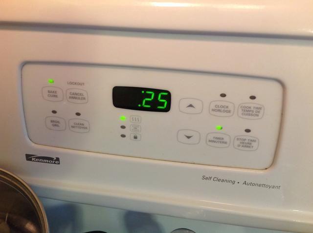 Ajuste el temporizador de 25 minutos