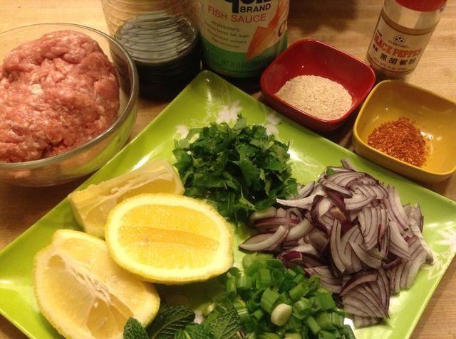 Todos los ingredientes listos!
