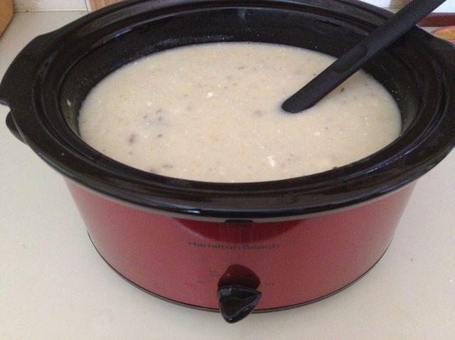 Cómo cocinar sopa de Stroganoff Receta