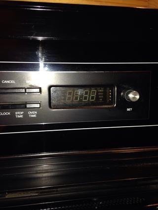 Poner en el horno durante 8 minutos.