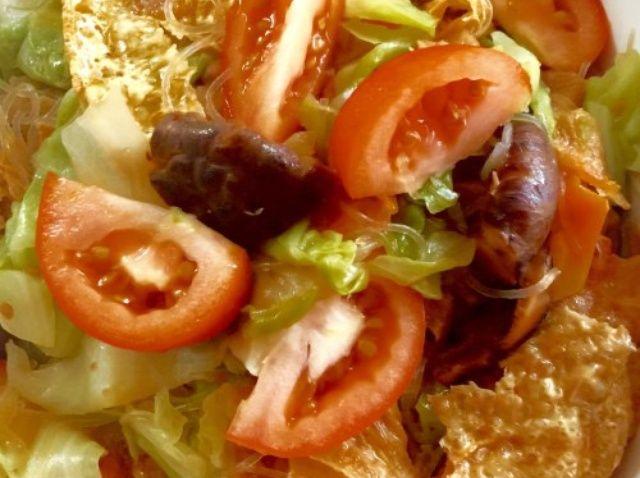 Cómo cocinar Teochew Tesoro repollo (col Vegetariana) Receta